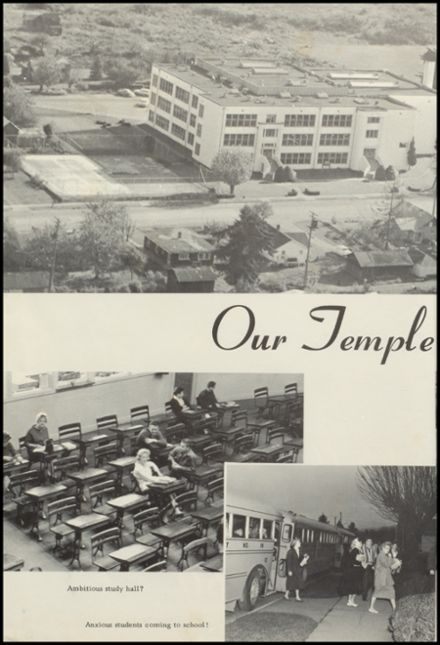 1960 Arlington High School Yearbook Page 6