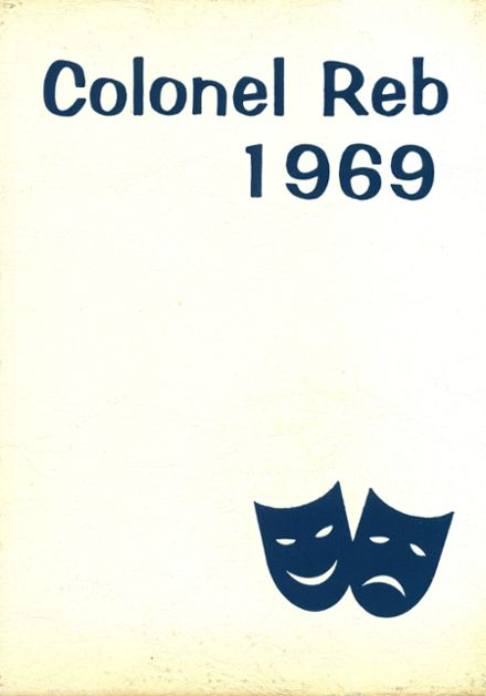 1969 Natchez High School Yearbook Page 1