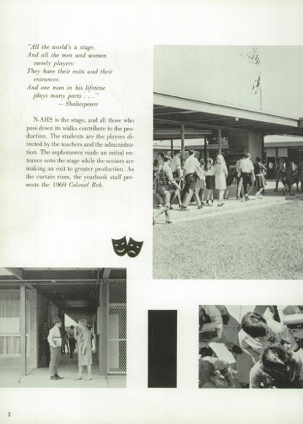 1969 Natchez High School Yearbook Page 6