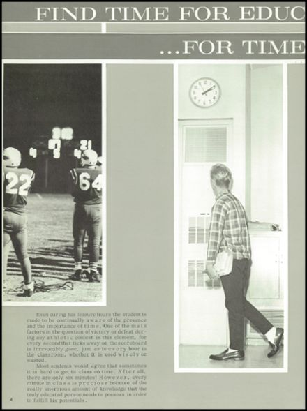 1967 Palmdale High School Yearbook Page 8