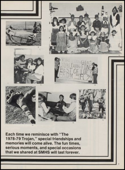 1979 Sharon High School Yearbook Page 7