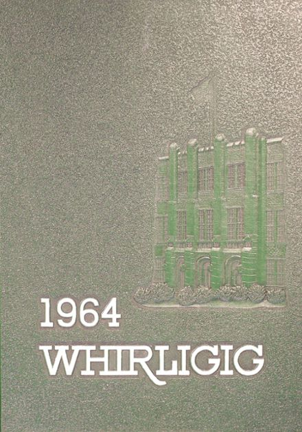 1964 Grimsley High School Yearbook Cover