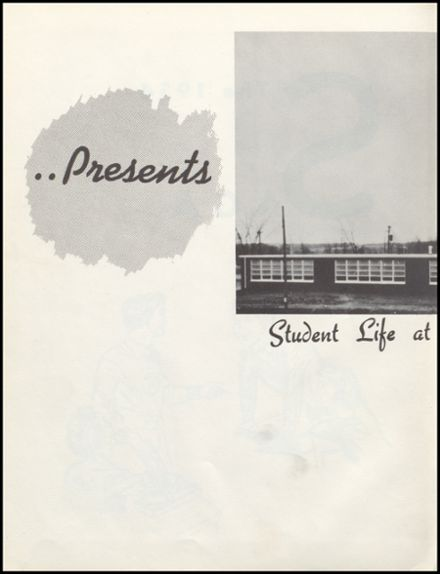 1954 Cadott High School Yearbook Page 6