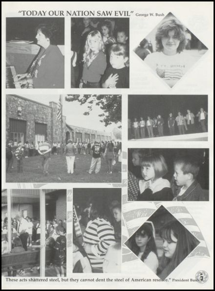 2002 Wright City High School Yearbook Page 9