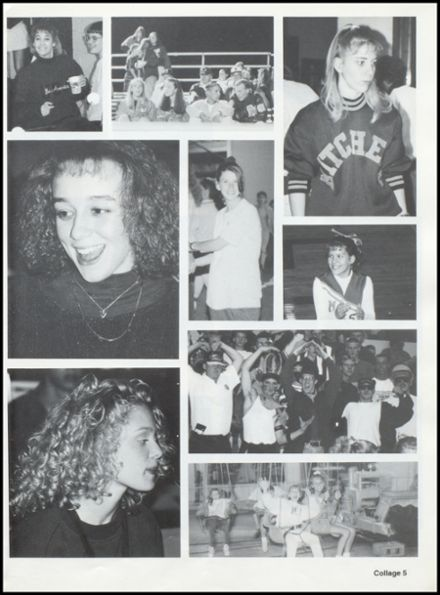 1995 Mitchell High School Yearbook Page 9