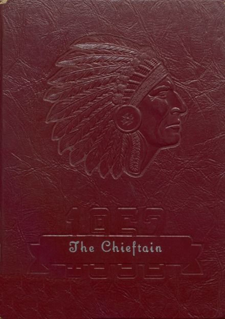 1952 Cohocton Central High School Yearbook Cover