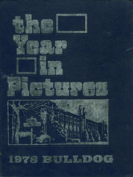 1978 Altus High School Yearbook Cover