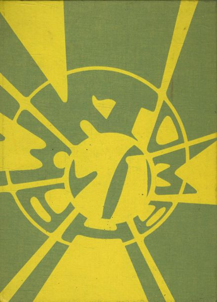 1971 Onteora Central School Yearbook Cover