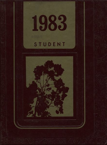 1983 John H. Francis Polytechnic High School Yearbook Cover