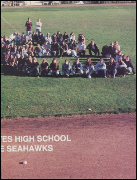 1996 Anacortes High School Yearbook Page 7