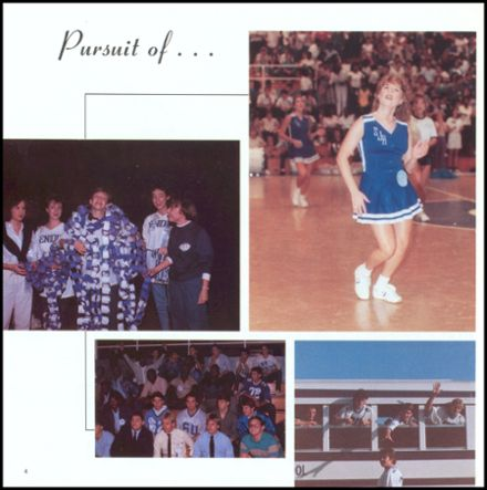 1986 St. John's High School Yearbook Page 8
