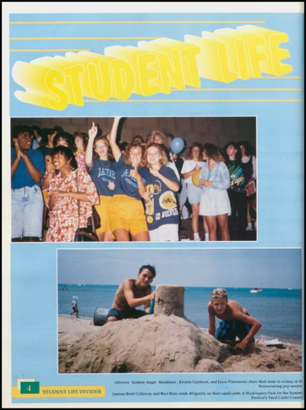 1992 Rogers High School Yearbook Page 8