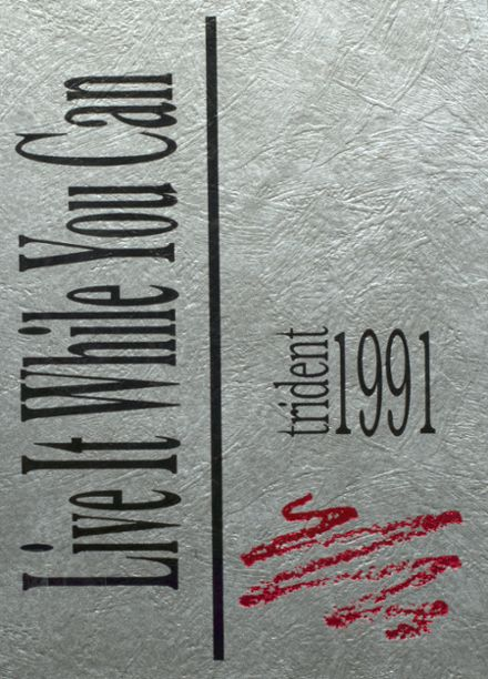 1991 West Lafayette High School Yearbook Cover