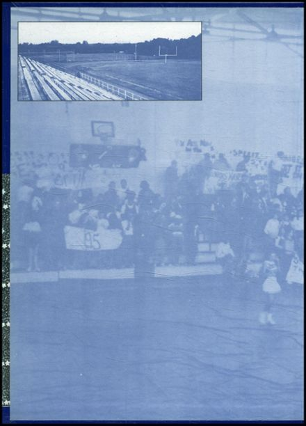 1995 Blue Valley West High School Yearbook Page 2