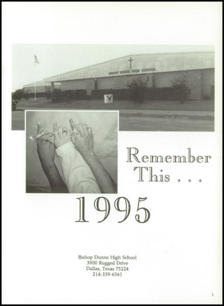 1995 Blue Valley West High School Yearbook Page 5