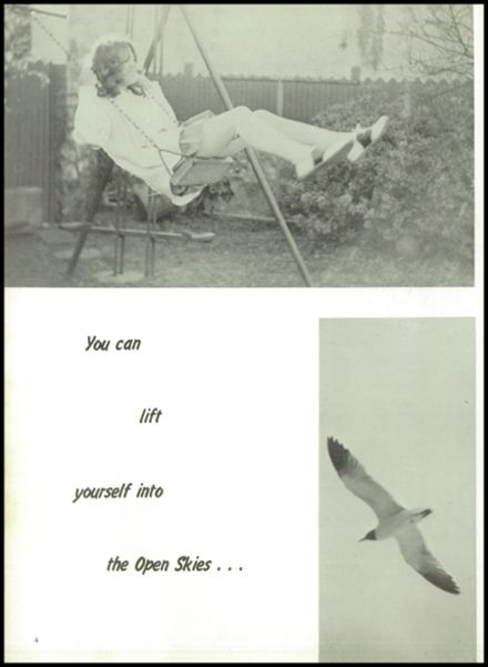 1974 Ursuline Academy Yearbook Page 8