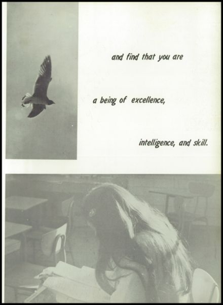 1974 Ursuline Academy Yearbook Page 9