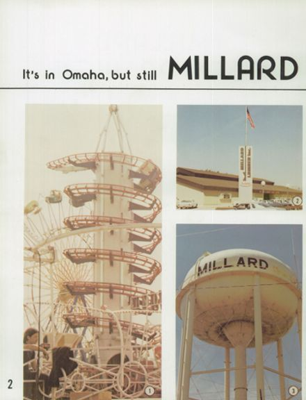 1978 Millard High School Yearbook Page 6