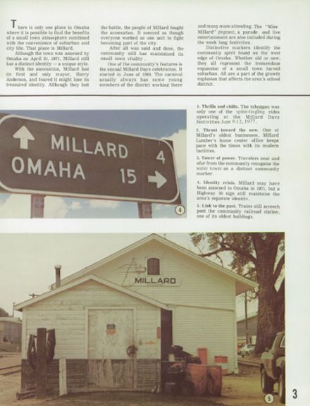 1978 Millard High School Yearbook Page 7