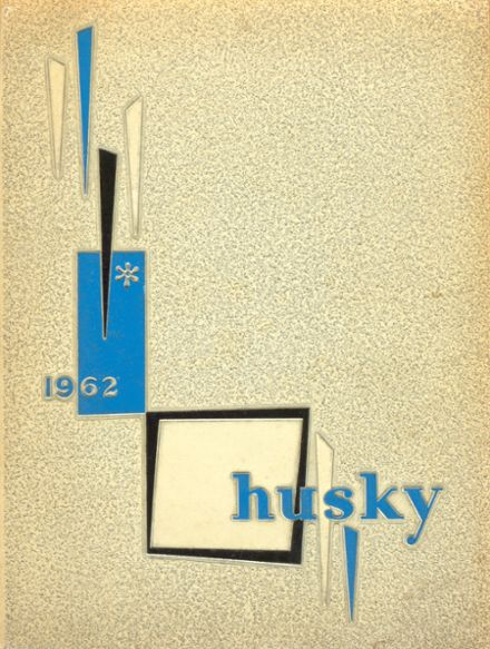 1962 Lakeview High School Yearbook Cover