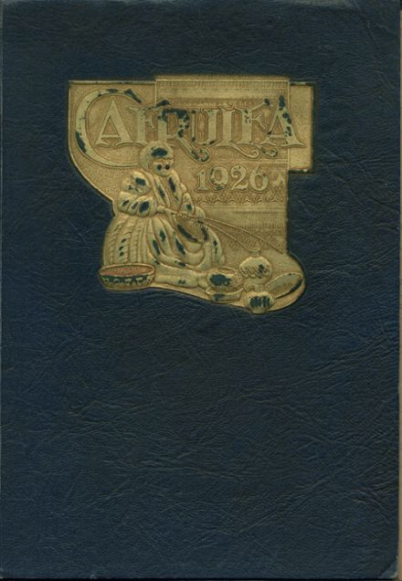 1926 Long Beach Polytechnic High School Yearbook Cover