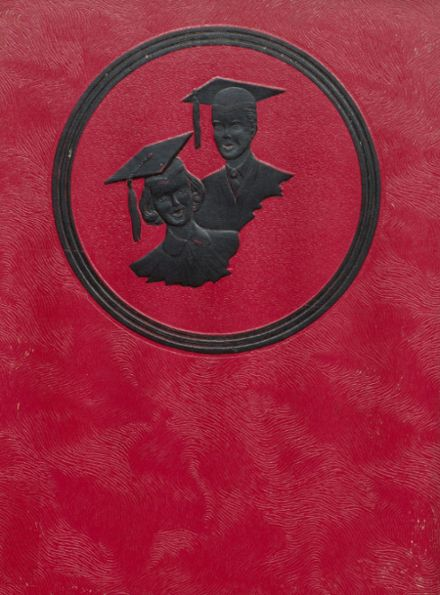 1967 Alden High School Yearbook Cover