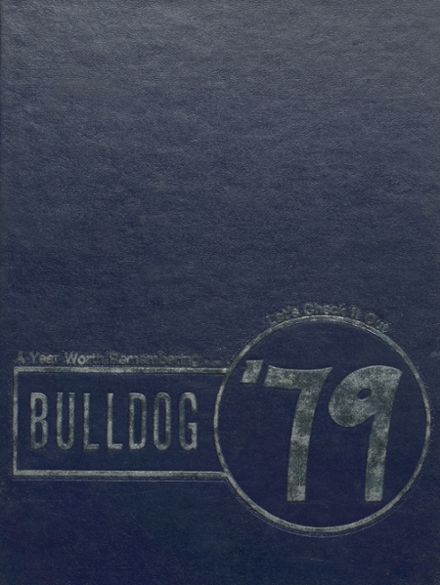 1979 Bald Knob High School Yearbook Page 1
