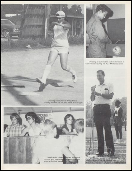 1979 Bald Knob High School Yearbook Page 7
