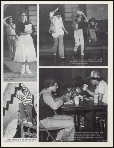 1979 Bald Knob High School Yearbook Page 9