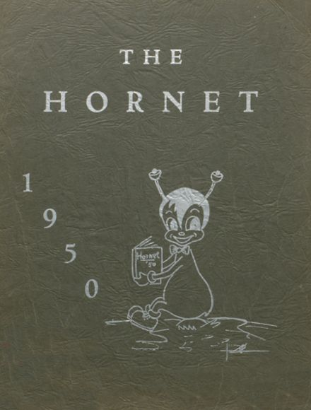 1950 Eureka High School Yearbook Page 1