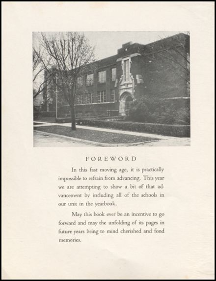 1950 Eureka High School Yearbook Page 8