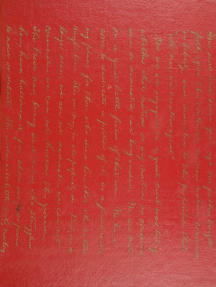 1974 Abraham Lincoln High School Yearbook Cover