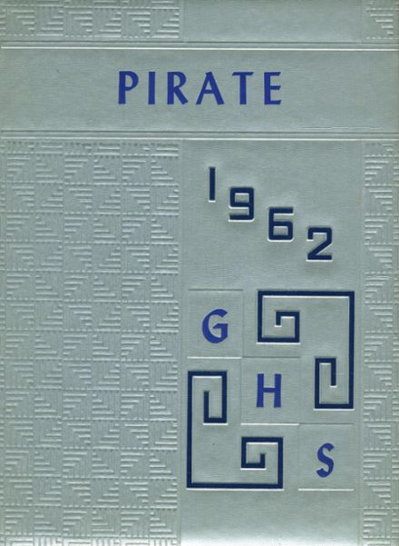 1962 Gurley School Yearbook Page 1