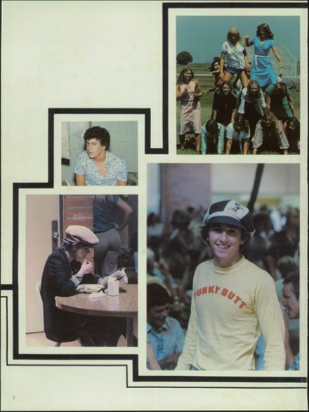 1980 Estancia High School Yearbook Page 6