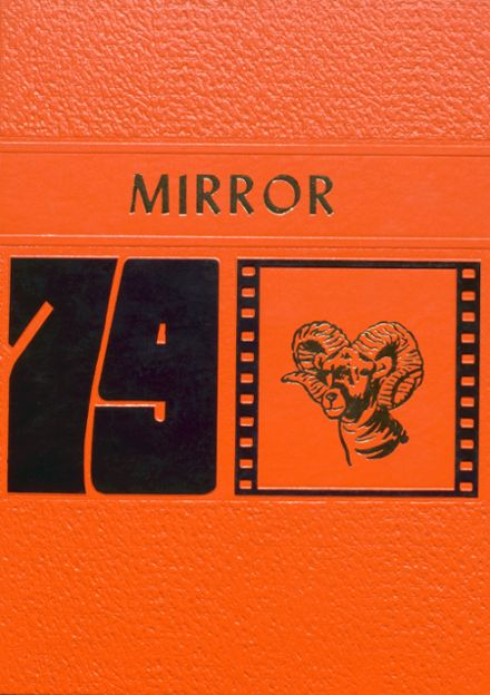 1979 Melvin-Sibley High School Yearbook Cover