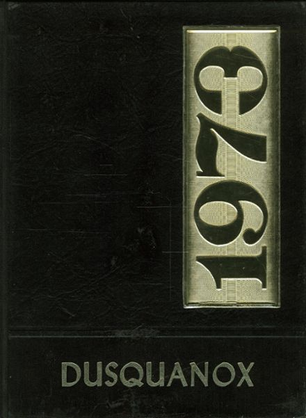 1973 Duanesburg Central High School Yearbook Cover