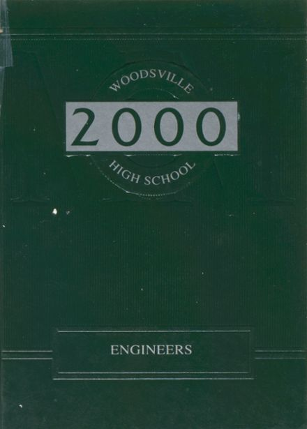 2000 Woodsville High School Yearbook Cover