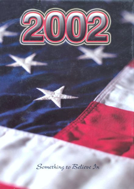 2002 Marquette High School Yearbook Cover