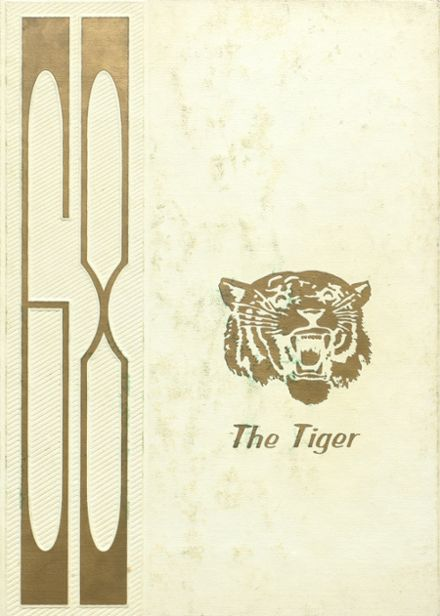 1968 Worth County R-III High School Yearbook Cover