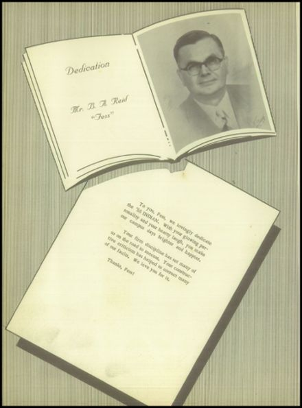 1955 Pineland High School Yearbook Page 6