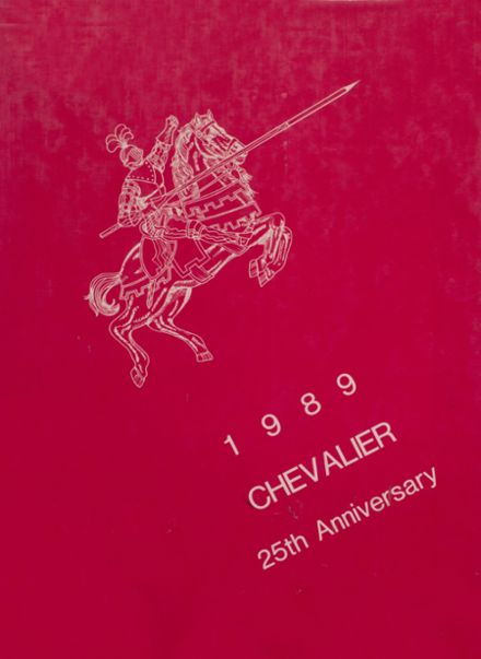 1989 West Holmes High School Yearbook Cover