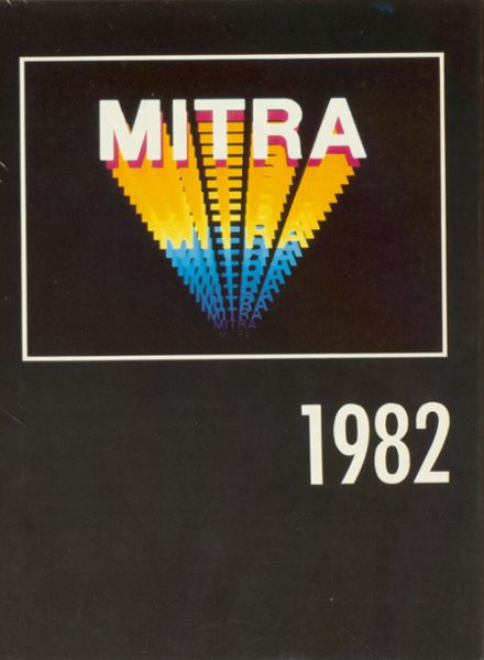 1982 Miami Trace High School Yearbook Cover