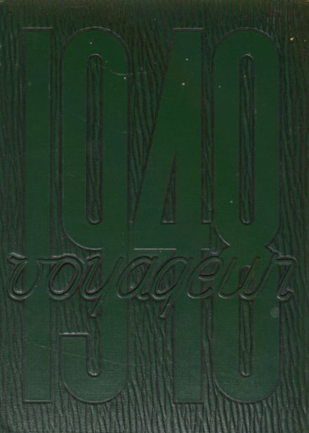 1948 Faribault High School Yearbook Cover