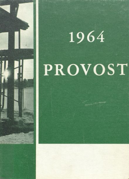 1964 Provo High School Yearbook Cover
