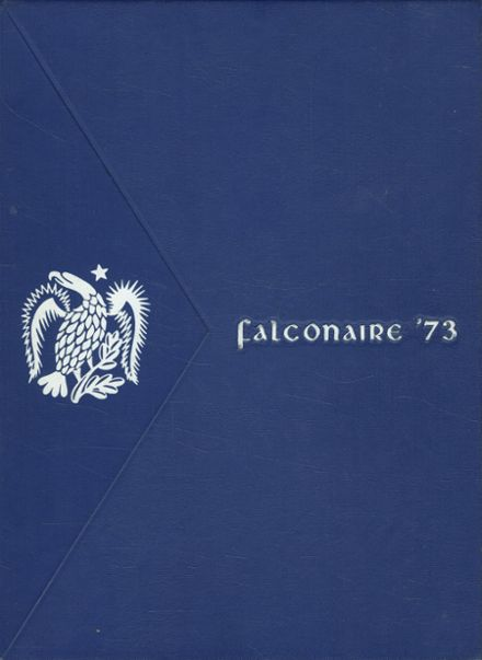 1973 Lower Dauphin High School Yearbook Cover