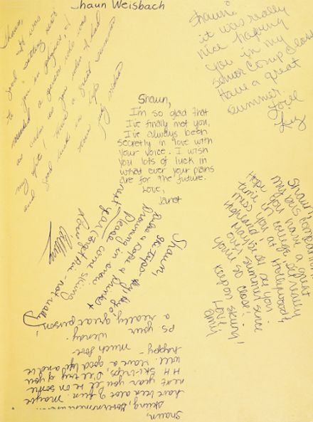 1974 Hollywood High School Yearbook Page 3