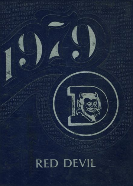 1979 Decatur Community High School Yearbook Cover