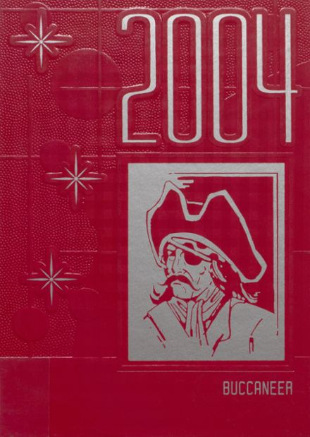 2004 Covington High School Yearbook Cover