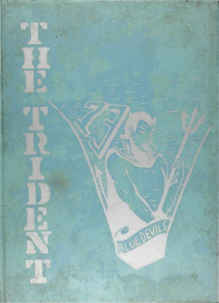 1973 Beallsville High School Yearbook Cover