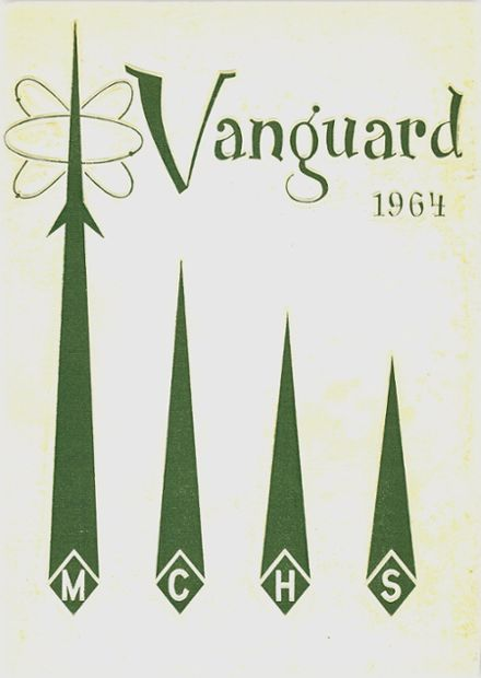 1964 Miami Central High School Yearbook Cover